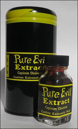Pure Evil Products | Pure Evil Capsaicun Drops