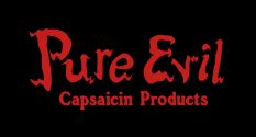 Pure Evil Capsaicin Products